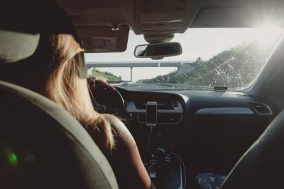 Preventing Back Pain While Driving