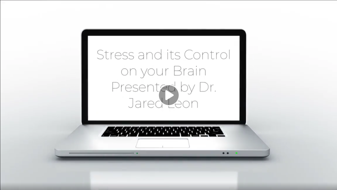 Stress and its Control on Your Brain