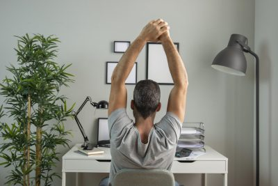 """Top tips for working from home during the """"new normal""""."""