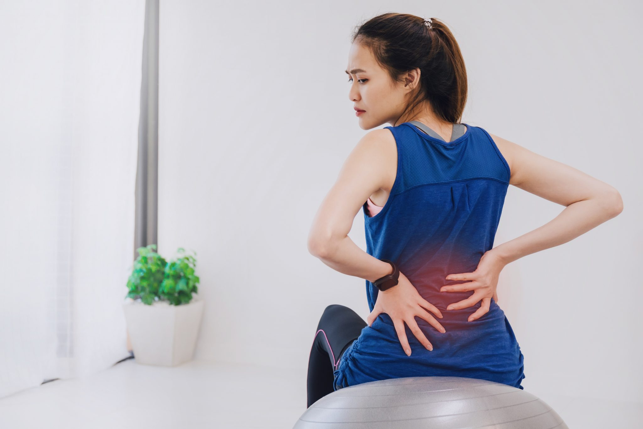 7 Ways to Relieve Back Pain Naturally